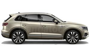Volkswagen Touareg neuve au Maroc