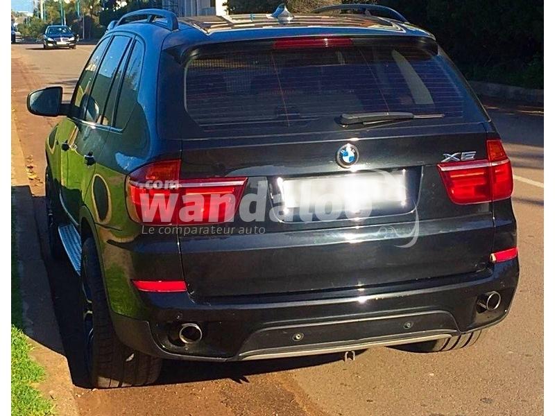 bmw x5 diesel occasion casablanca maroc - wandaloo