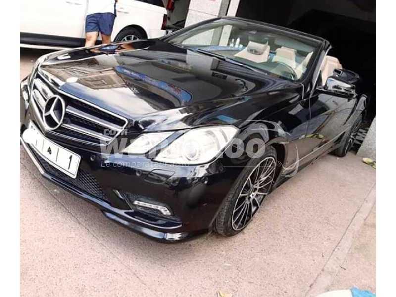 Voiture Mercedes benz Classe e 2012 à casablanca  Diesel  - 12 chevaux