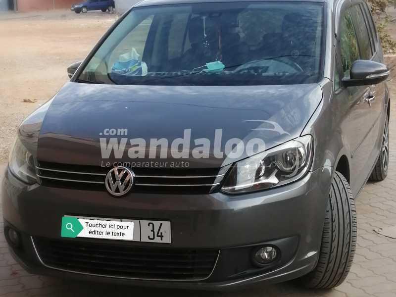 Voiture Toutes les annonces Volkswagen 2015 à agadir  Diesel  - 6 chevaux